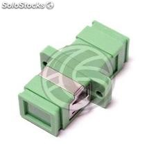 Fiber optic coupler SC/APC to SC/APC singlemode simplex (AF05-0002)