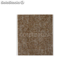 Fieltro adhesivo marron inofix 100X85X3MM