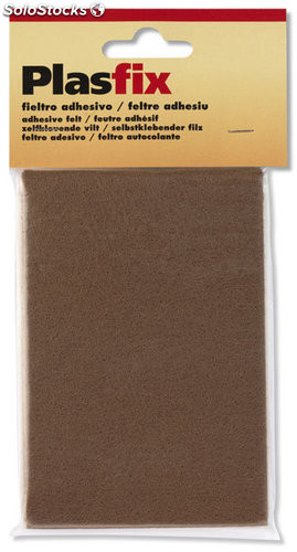Fieltro sintetico adhes 1000X85MM marron 4080