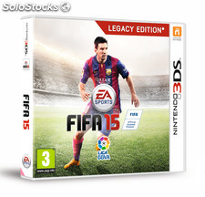 Fifa 15/3DS