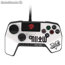 Fightpad mad catz sfv pro a1 wht ryu- ps4/ps3