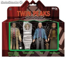 Figura 4 pack twin peacks 10 cm PLL02-FFK20126