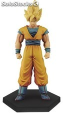 Figura banpresto dragon ball V5 son goku 15 cm PLL02-FBP33758G