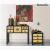 Figura Decorativa Mineral Oro by Homania - Foto 2