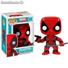 Figura Funko Deadpool Pop