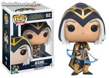 Figura Funko Pop Ashe League Of Legends