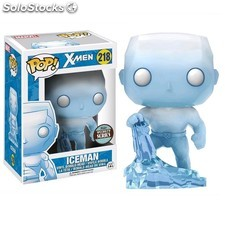 Figura Funko POP! Bobble 218 X-Men Iceman (Ed Limitada)