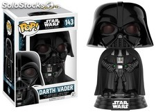 Figura Funko Pop Darth Vader - Star Wars