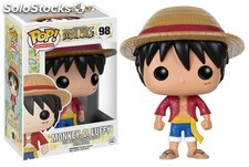 Figura Funko Pop Luffy - One Piece