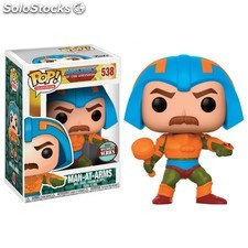 Figura Funko Pop Masters del universo Duncan : Man -at -arms