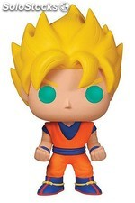Figura Funko Pop Super Saiyan Goku Dragon Ball