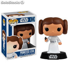 Figura Funko Princess Leia Pop