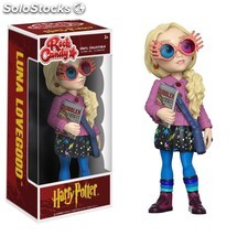 Figura Funko Rock Candy Harry Potter Luna.