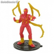 Figura Ironspider Spiderman Marvel 10cm