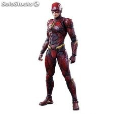 Figura Justice League The Flash Play Arts Kai 24 cms