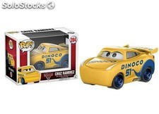 Figura pop cars 3: cruz ramirez PLL02-FFK13242