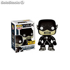 Figura pop dc comics: black lantern reverse flash