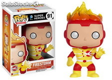 Figura pop dc comics: firestorm
