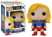 Figura pop dc comics: supergirl