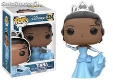 Figura pop disney princess: tiana in gown PLL02-FFK11223