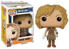 Figura pop doctor who: river song