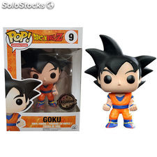 Figura POP! Dragon Ball Z Black Hair Goku Exclusive