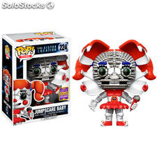 Figura POP! Five Nights At Freddys Jumpscare Baby SDCC 2017 Exclusive