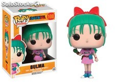 Figura POP Funko Bulma Dragon Ball