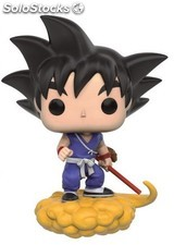 Figura POP Funko Goku con nube Dragon Ball