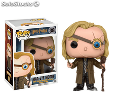 Figura POP Funko Mad-eye Moody