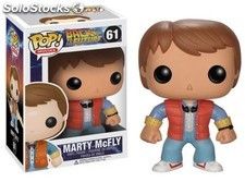 Figura POP Funko Marty McFly Regreso al Futuro