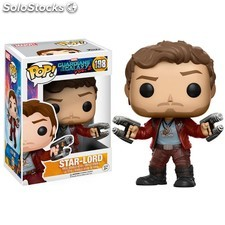 Figura POP Funko Star Lord Guardianes de la Galaxia
