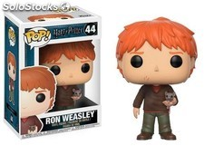Figura pop harry potter: ron with scabbers PLL02-FFK14938