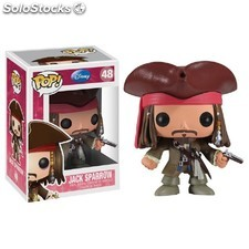 Figura POP Jack Sparrow Disney