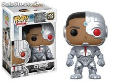 Figura pop jla movie: cyborg PLL02-FFK13487