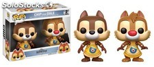 Figura pop kingdom hearts: chip and dale box PLL02-FFK12366