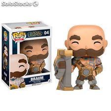 Figura POP! League of Legends Braum