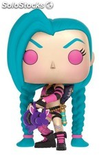 Figura pop league of legends: jinx PLL02-FFK10305