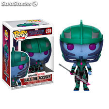 Figura POP! Marvel Guardians of the Galaxy Hala the Accuser
