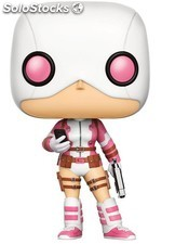 Figura pop marvel: gwenpool with gun and phone PLL02-FFK13198