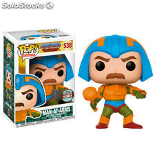 Figura POP! Master of the Universe Man-At-Arms Speciality Series