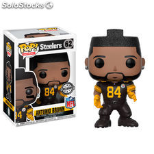 Figura POP! NFL National Football LeagueAntonio Brown Color Rush Exclusive