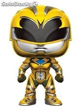 Figura pop power rangers movie: yellow PLL02-FFK12344