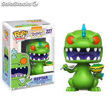 Figura POP! Rugrats Reptar with Cereal Box Exclusive