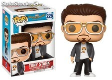 Figura pop spiderman: tony stark PLL02-FFK14353