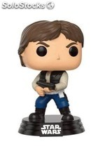 Figura pop star wars celebration: hansolo action PLL02-FFK11841