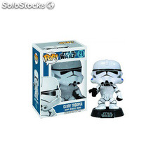 Figura pop star wars: clone trooper