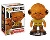 Figura pop star wars: episodio vii admiral ackbar