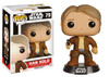 Figura pop star wars: episodio vii han solo