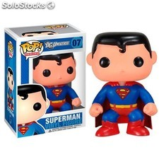 Figura pop Super Man Dc Comics